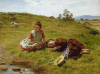 european 19th century painting william mctaggart