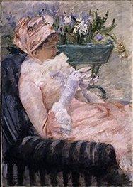 Mary Cassatt A Cup of Tea c. 1879