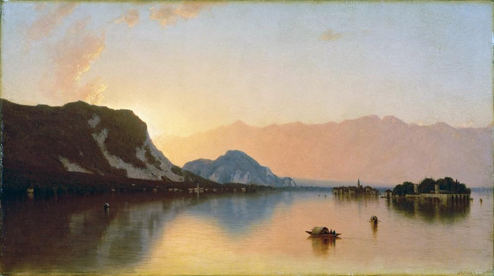 american 19th century painting sanford gifford