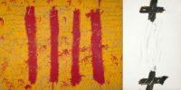 20th century European painting Antoni Tapies