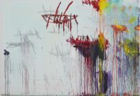 20th century painting Cy Twombly
