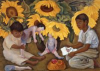 20th century american painting diego rivera