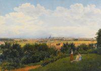 european painting rudolph von alt