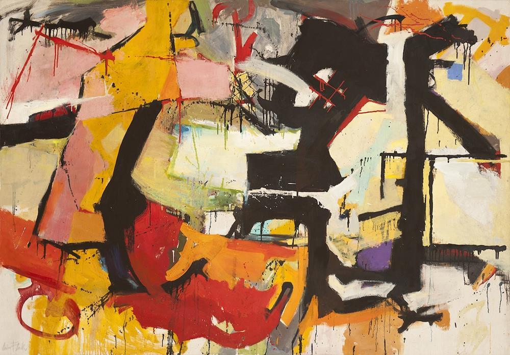 european painting 20th century franz kline