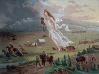 american painting 19th century john gast