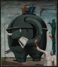 euroean 20th century paintings Max Ernst