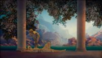 american painting 20th century maxfield parrish