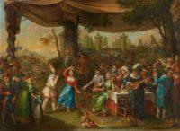 old master paintings 18th century italian