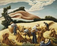 20th century american painting thomas hart benton