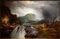 american painting 19th century thomas moran