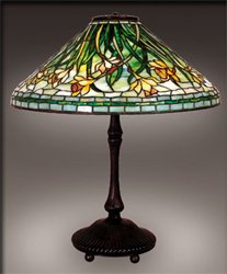 Tiffany Daffodil Lamp