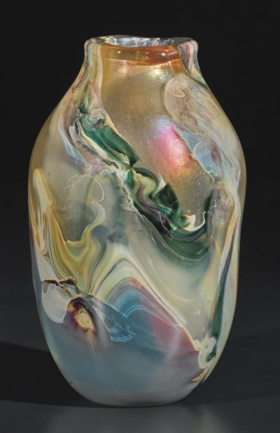 tiffany art glass authentic
