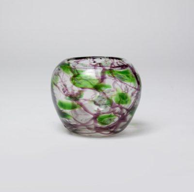 tiffany studios paperweight art glass