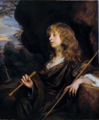 old master painting peter lely english 17th century