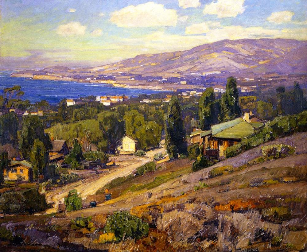 american painting 20th century william wendt