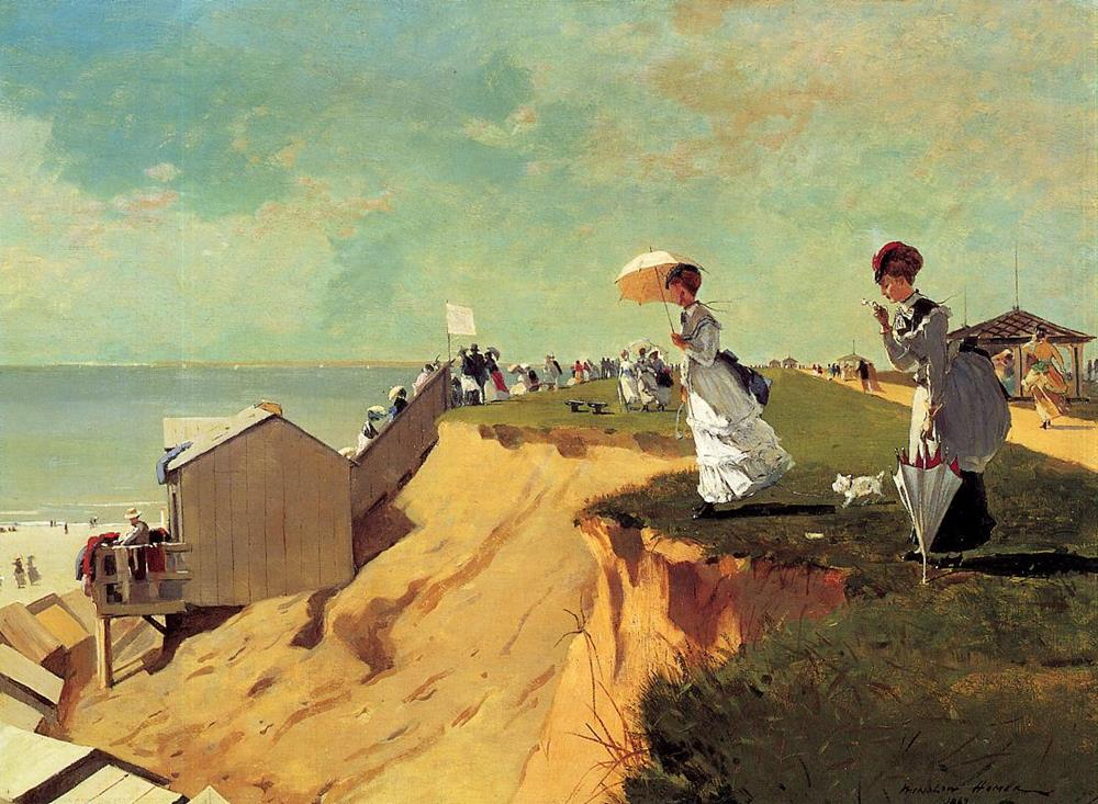 american painting winslow homer 19th century
