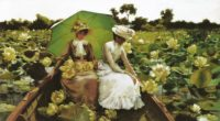 american painting charles courtney curran