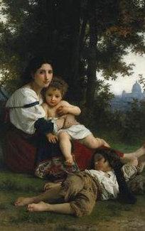 example of European art bought through expert brokers