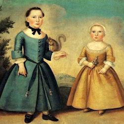 18th Century American - JosephBadger