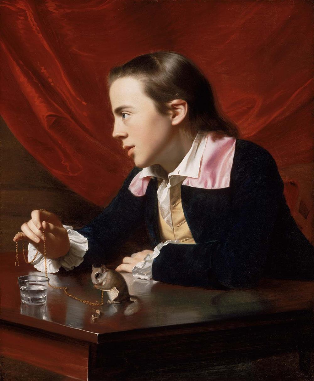 John Singleton Copley - 18th Century American